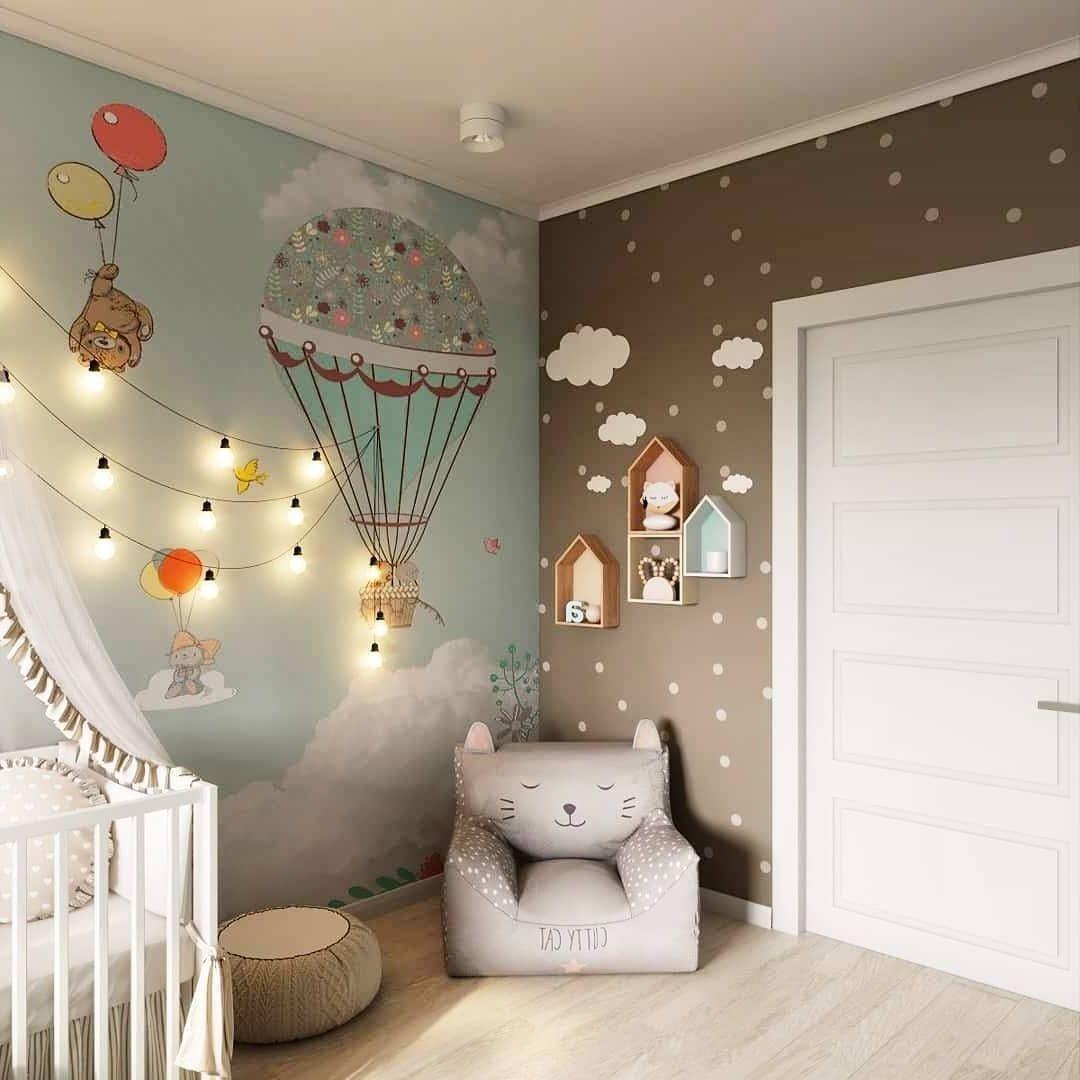 детская комната фото 15