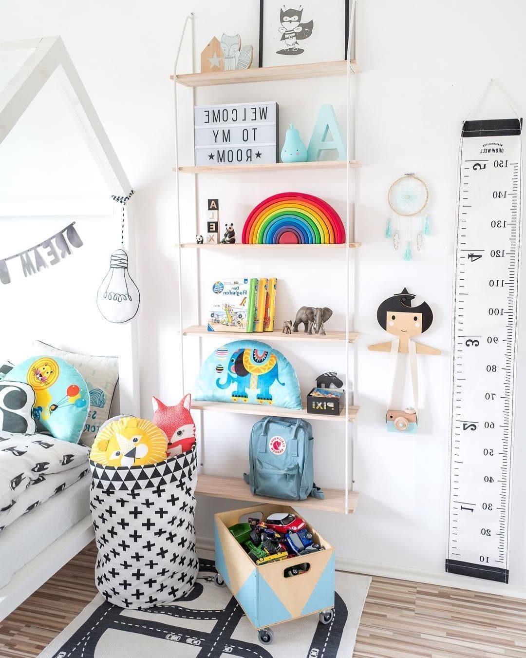 детская комната фото 29