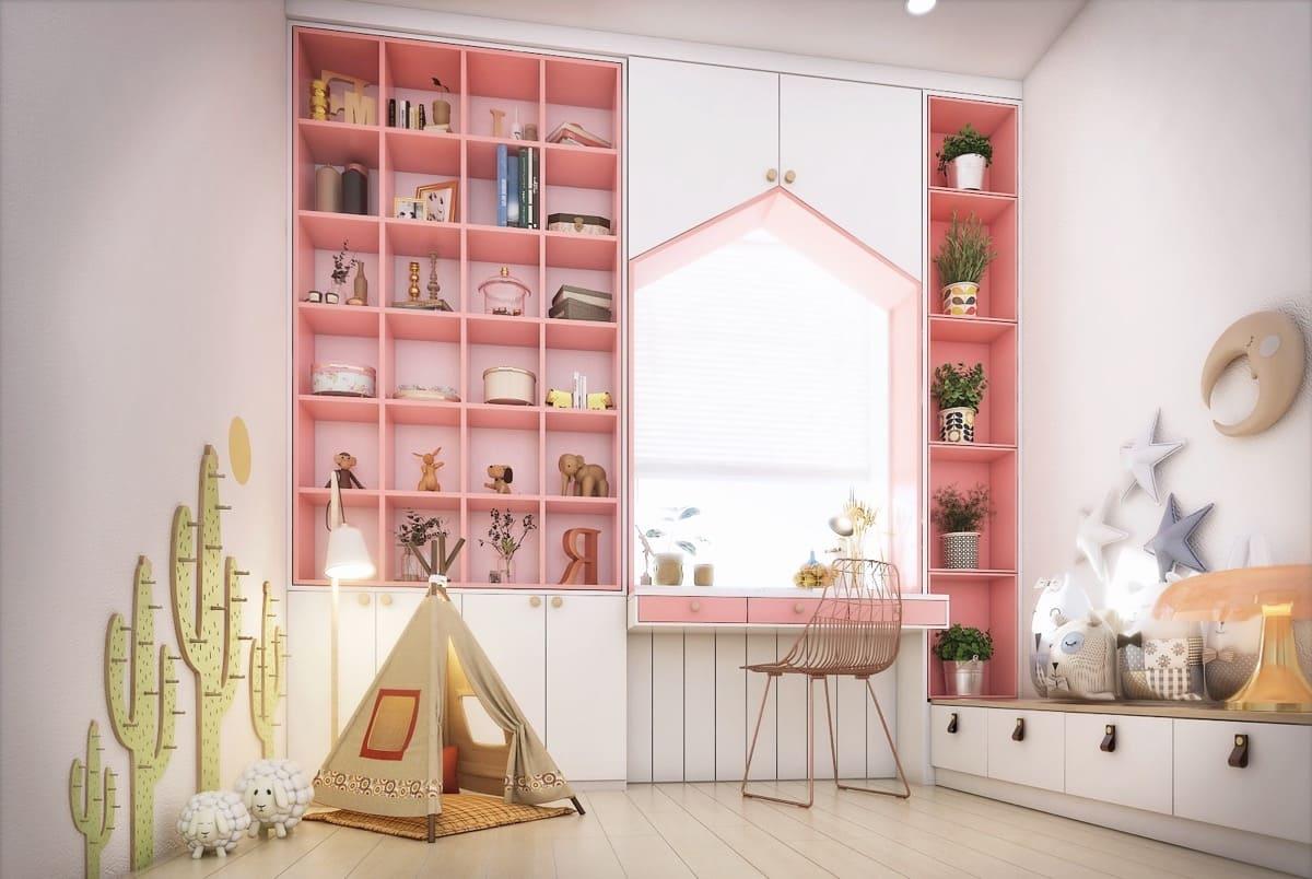 детская комната фото 14