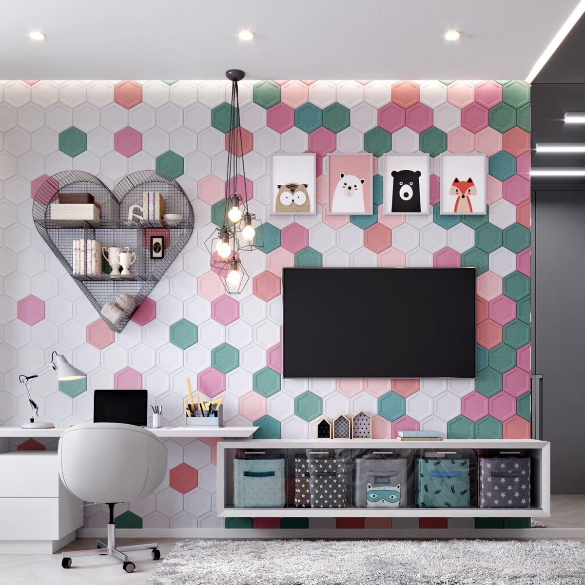 детская комната фото 34