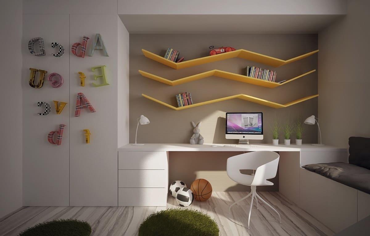 детская комната фото 13