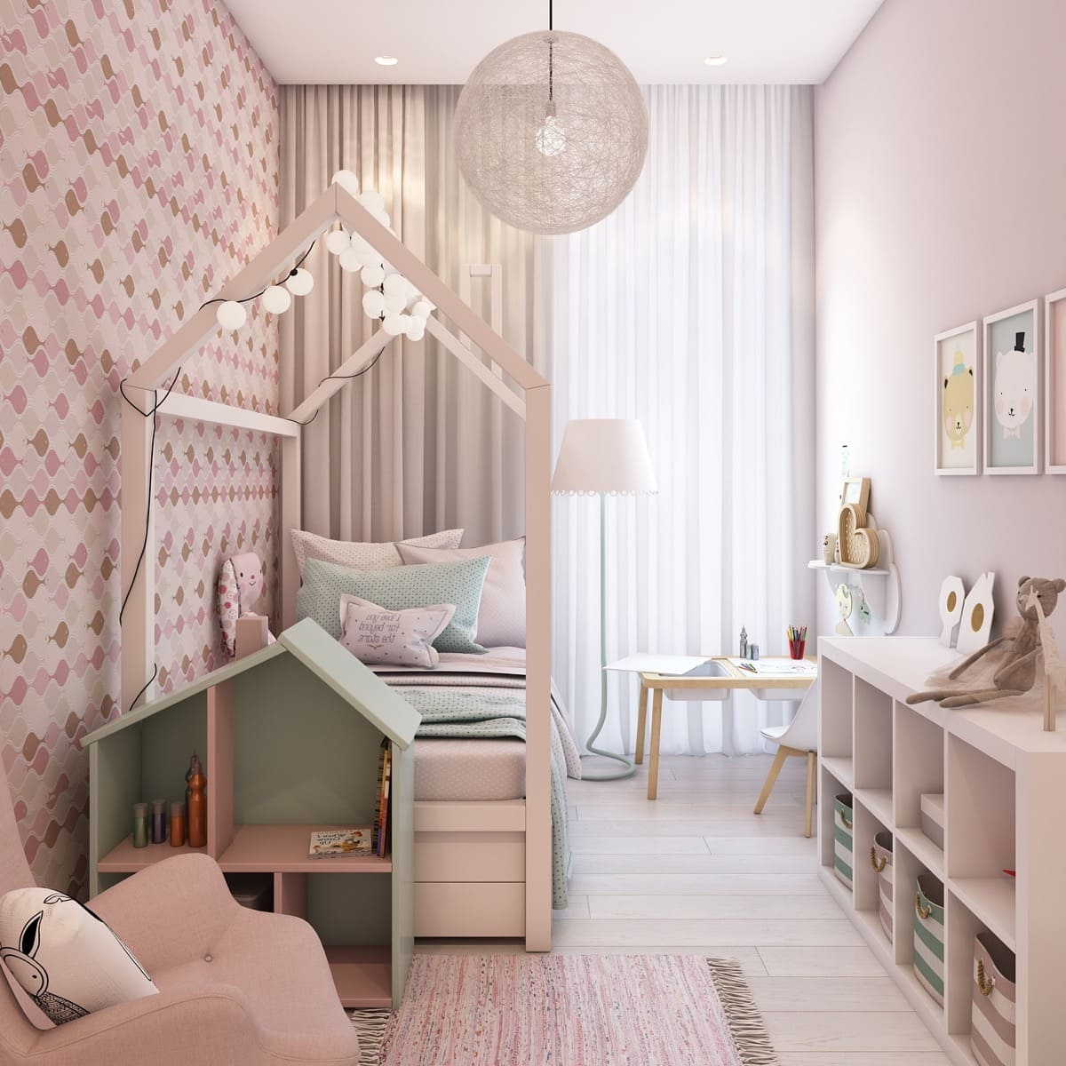 детская комната фото 17