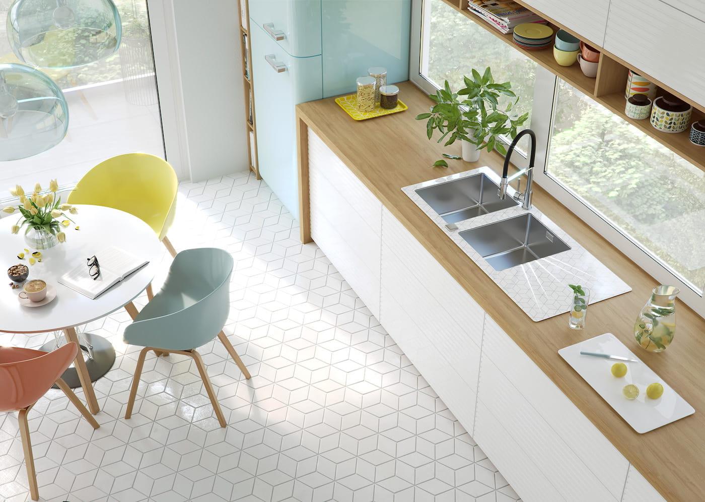 Гармоничное сочетание цветовых решений и фактур – основа продуманного дизайнерского решения
