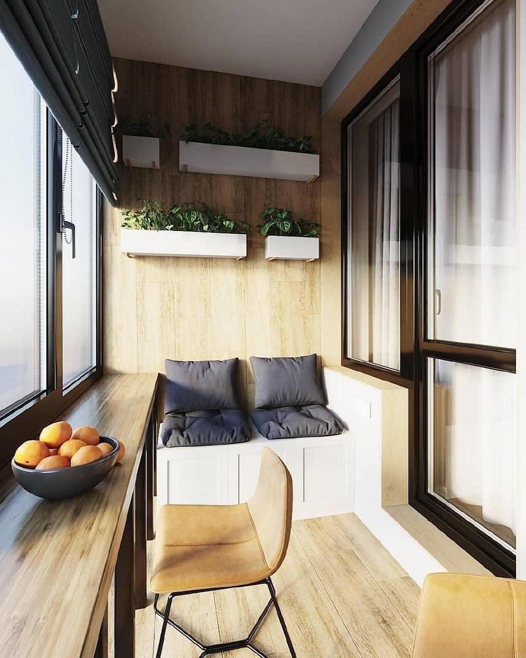 Барная стойка на балконе фото 5