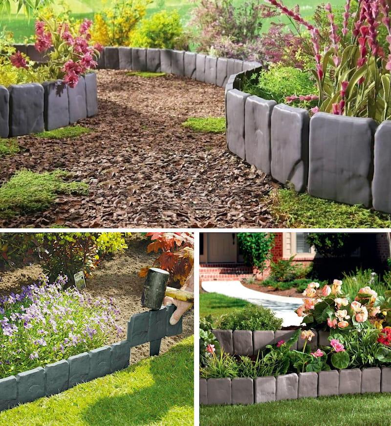 Большой выбор товаров дачи и сада позволяет самостоятельно осуществить любую фантазию