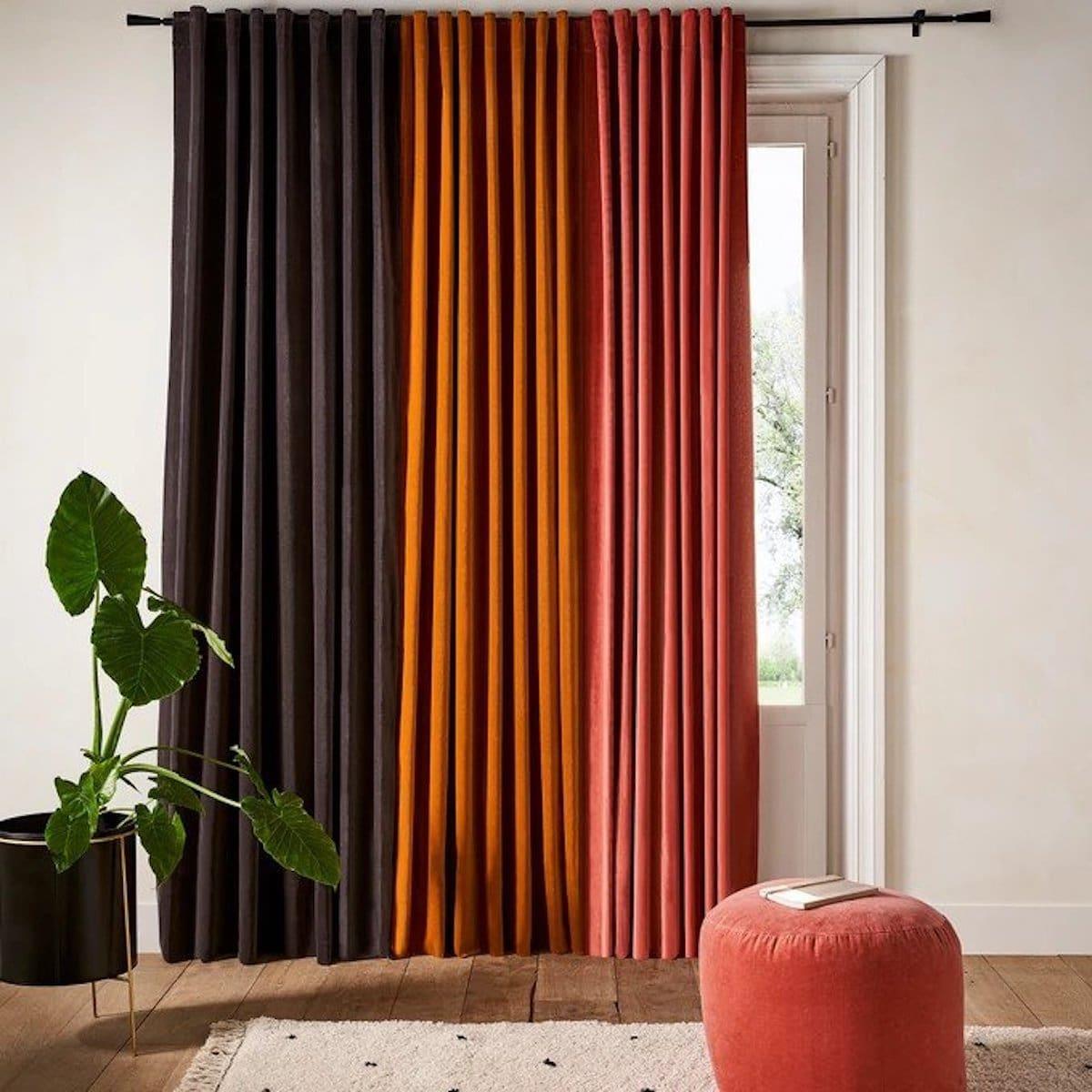 шторы в гостиной фото 5
