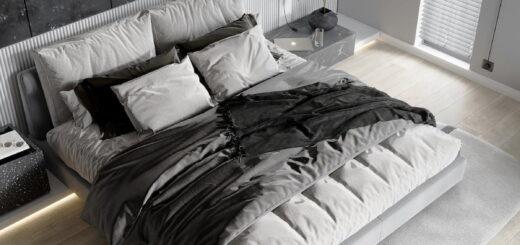 дизайн спальни картинка