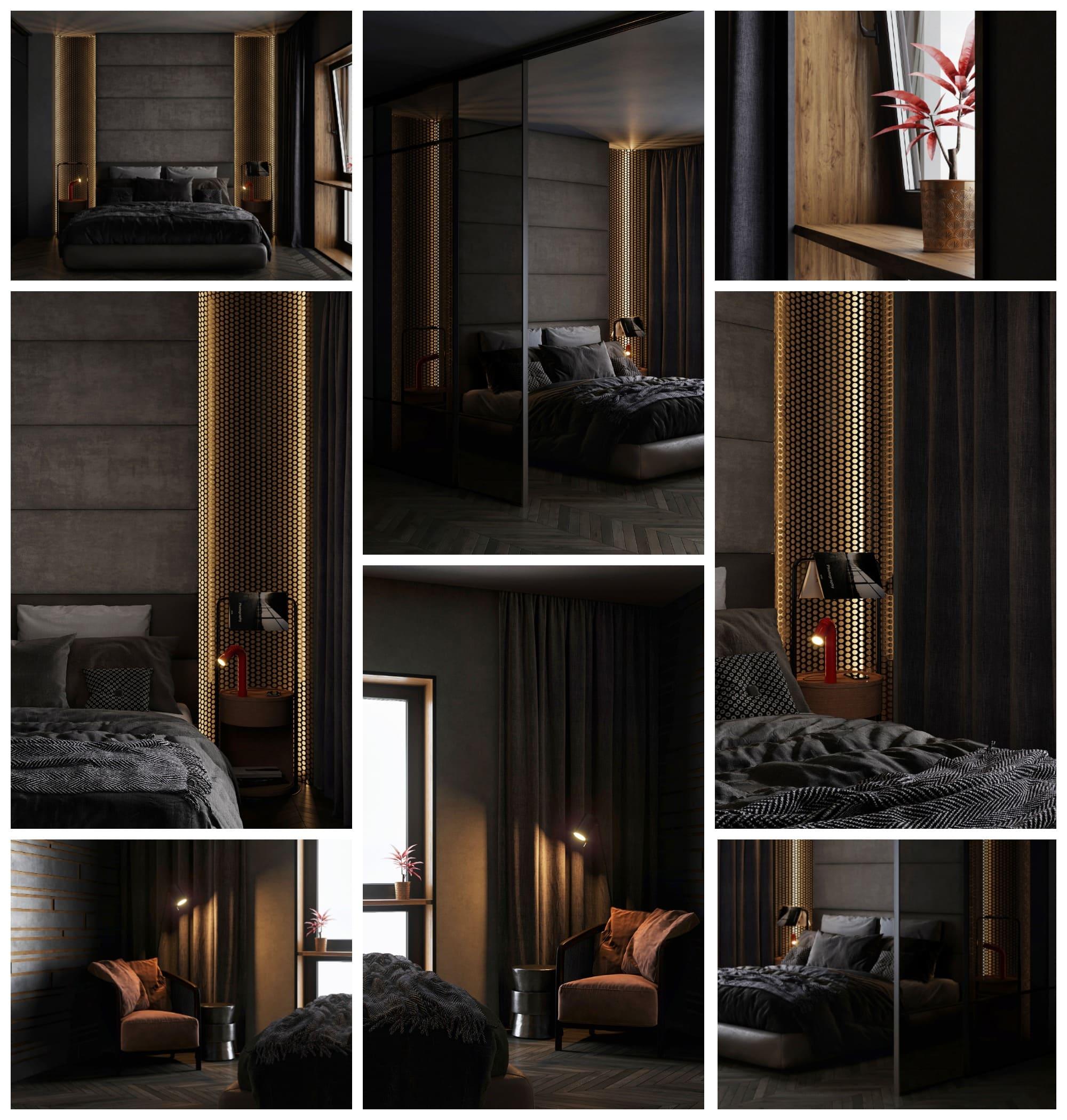 модный дизайн интерьера фото 17
