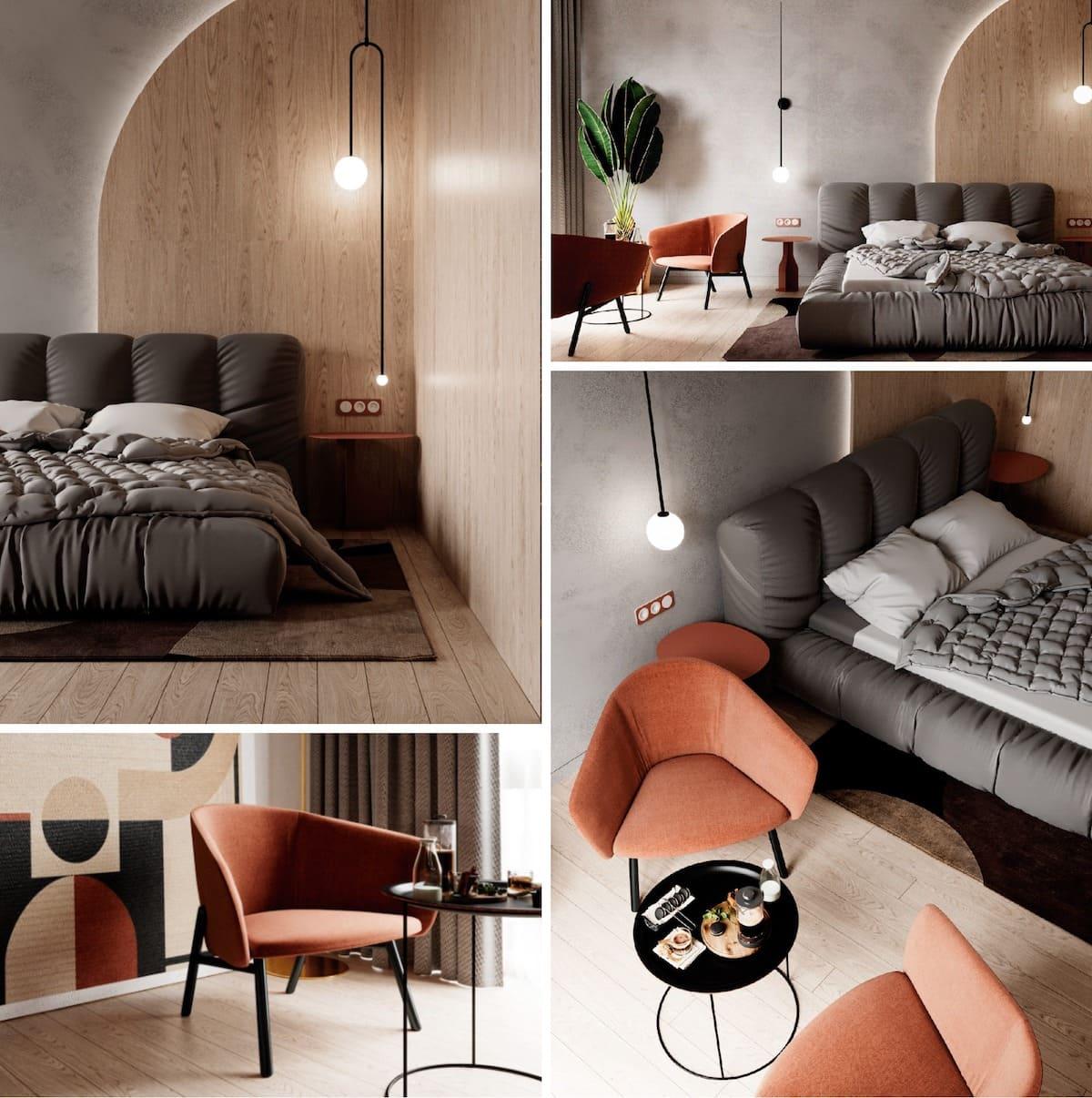 модный дизайн интерьера фото 57