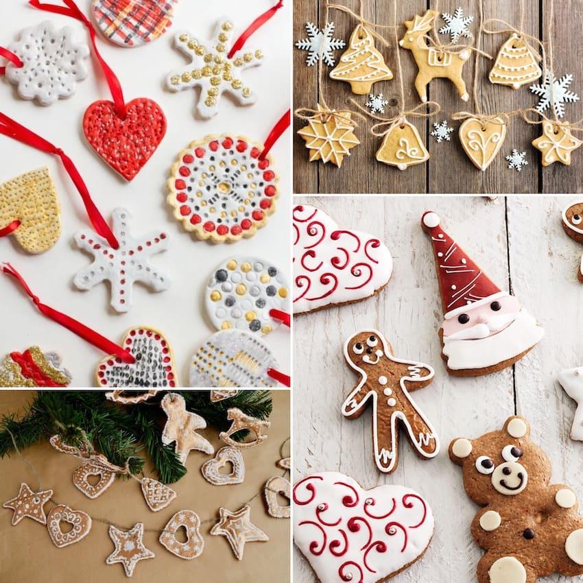Новогоднее украшение может быть не только красивым, но и вкусным