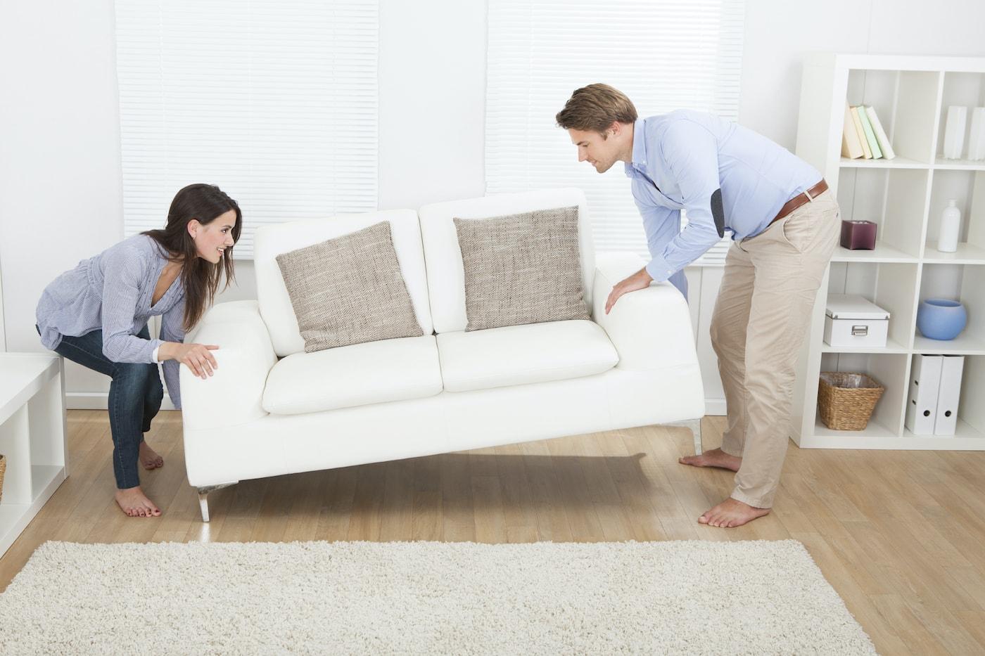 Правильная расстановка мебели – залог гармоничного интерьера