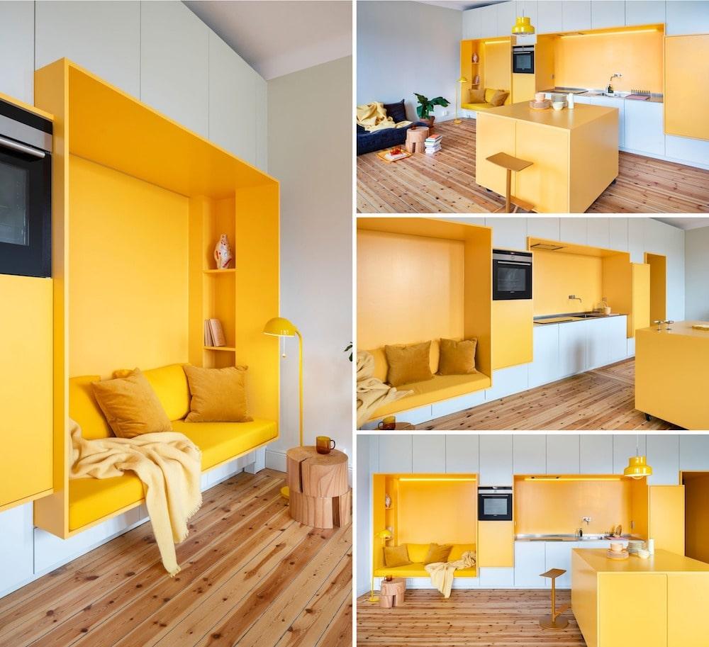 Психологи утверждают, что желтый цвет положительно влияет на эмоциональное и физическое состояние человека