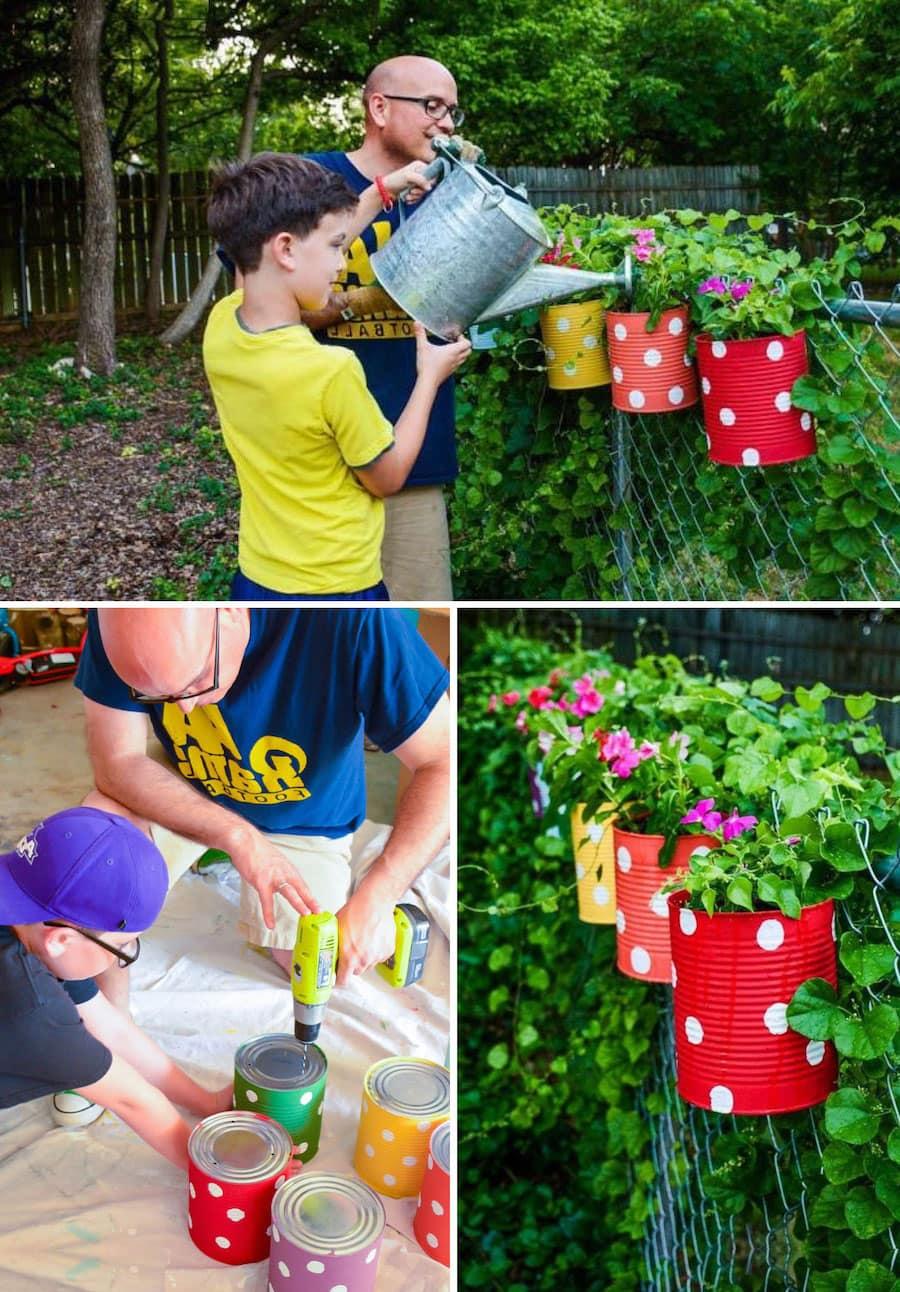 Делать поделки для сада вместе с детьми – вдвойне приятно