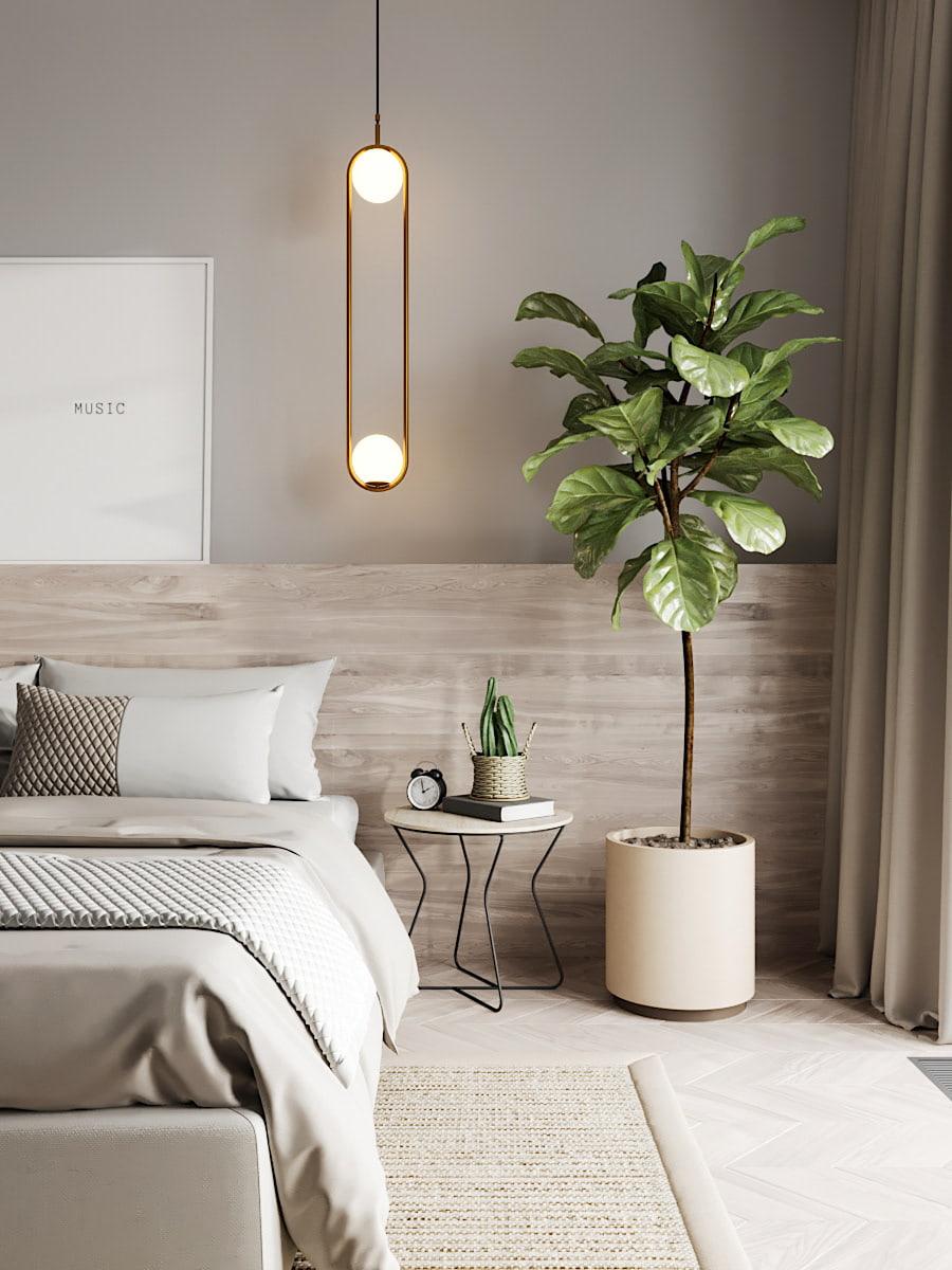 комнатные растения в интерьере фото 28
