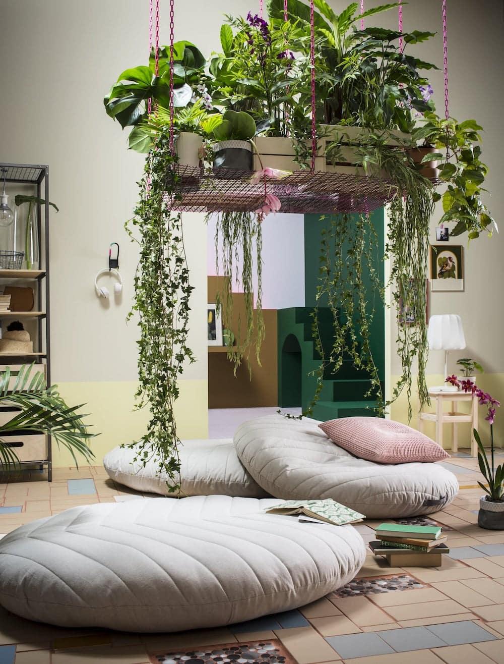 комнатные растения в интерьере фото 29