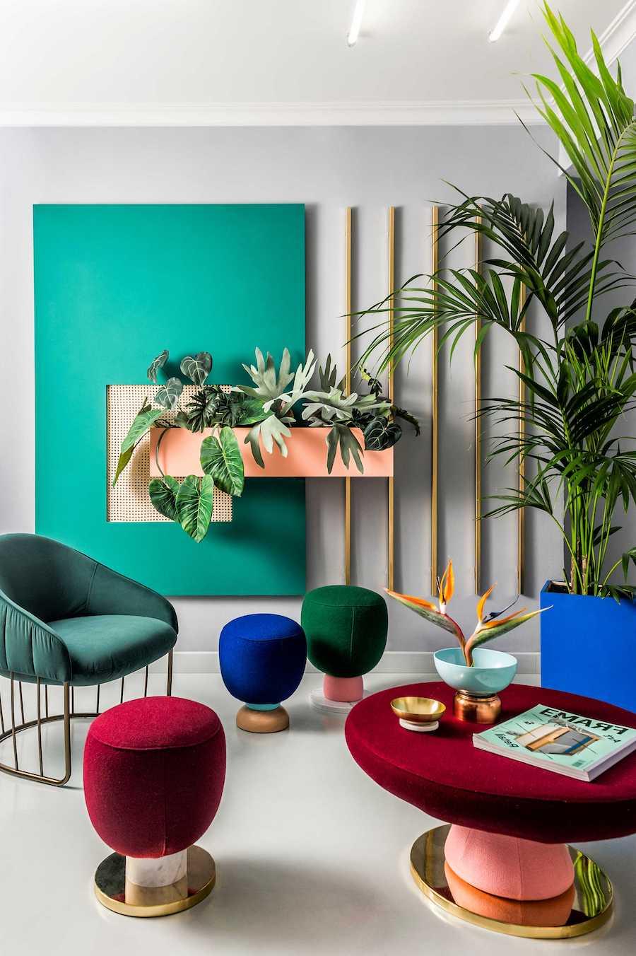 комнатные растения в интерьере фото 53