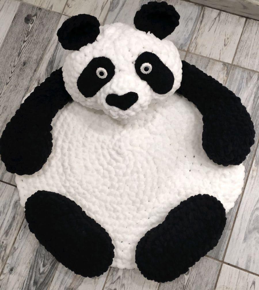 Ковер-панда