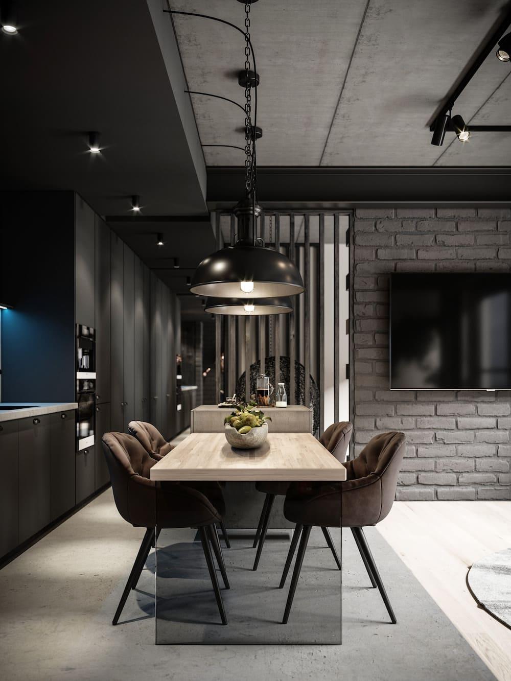 дизайн интерьера гостиной фото 32