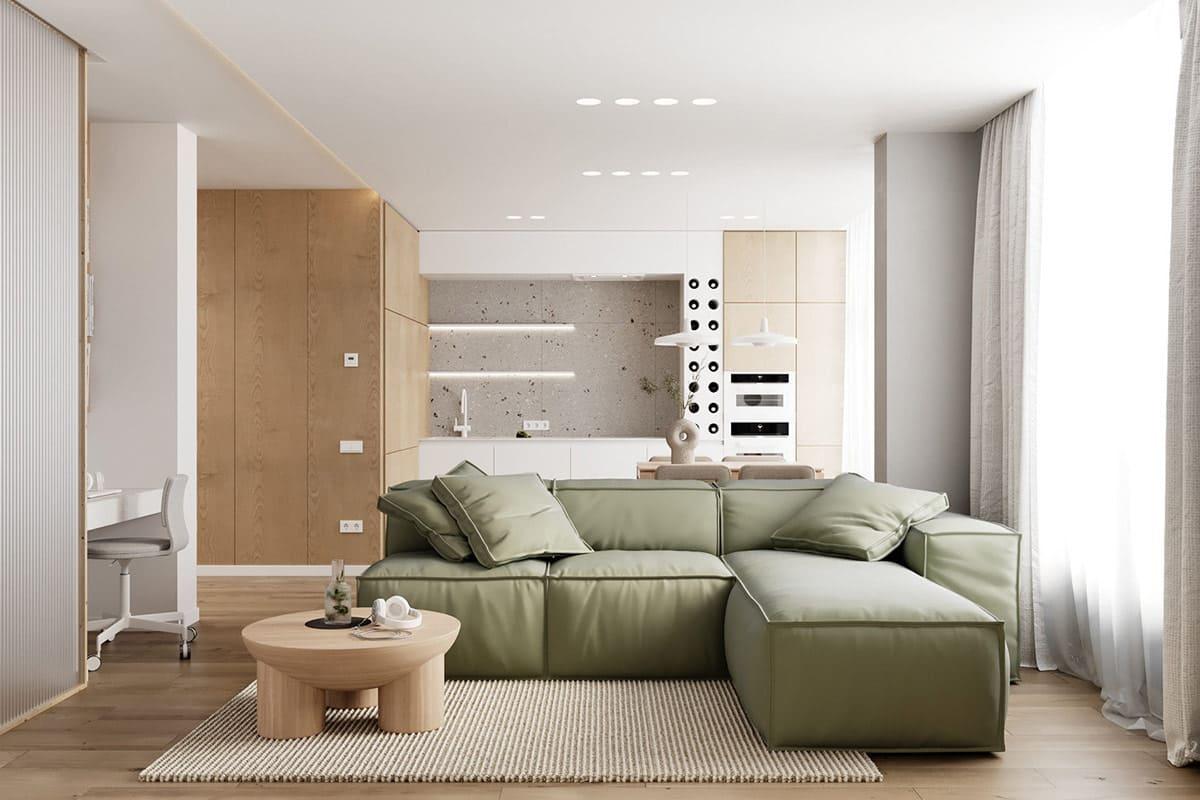 дизайн интерьера гостиной фото 18