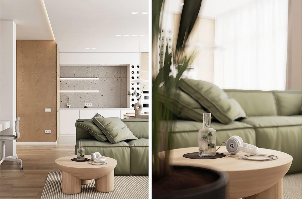 дизайн интерьера гостиной фото 20