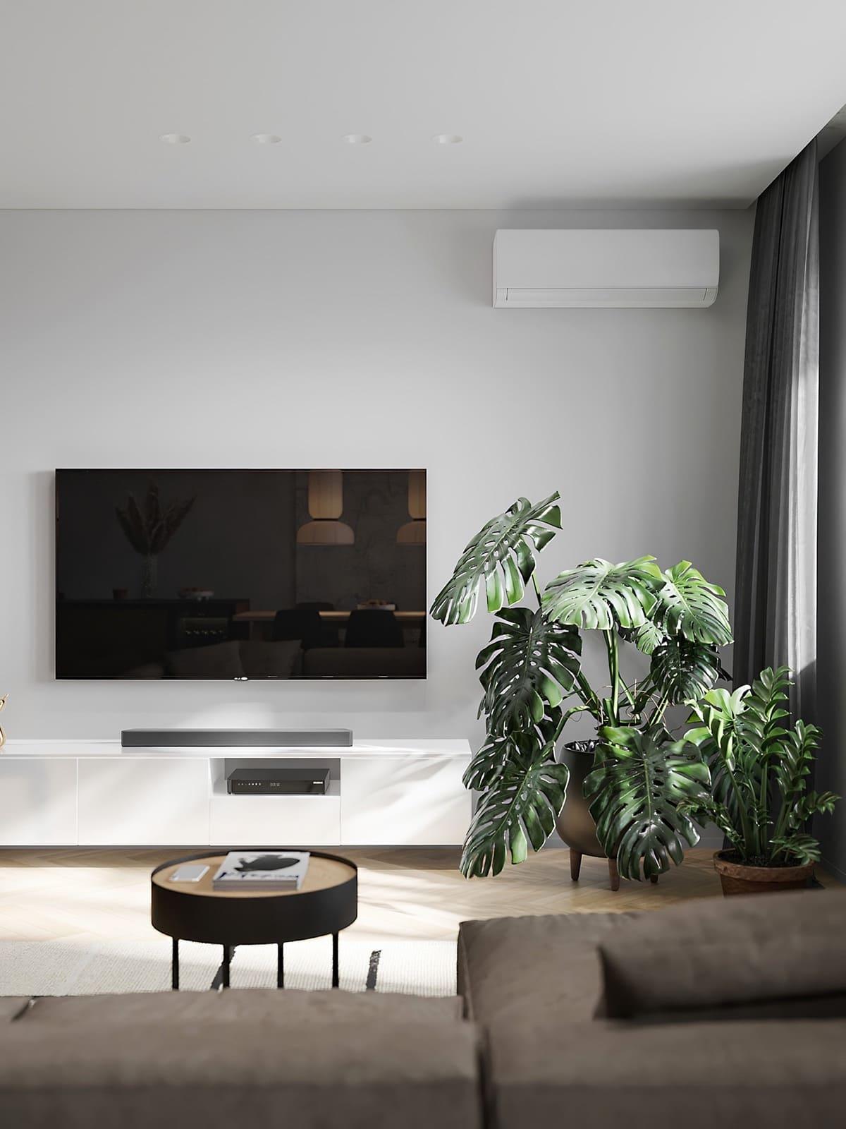 дизайн интерьера гостиной фото 28