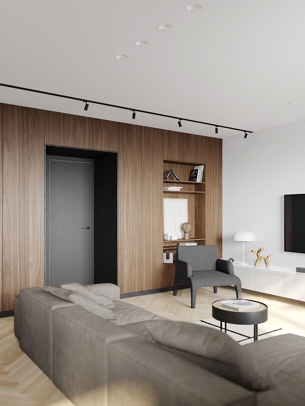 дизайн интерьера гостиной фото 29