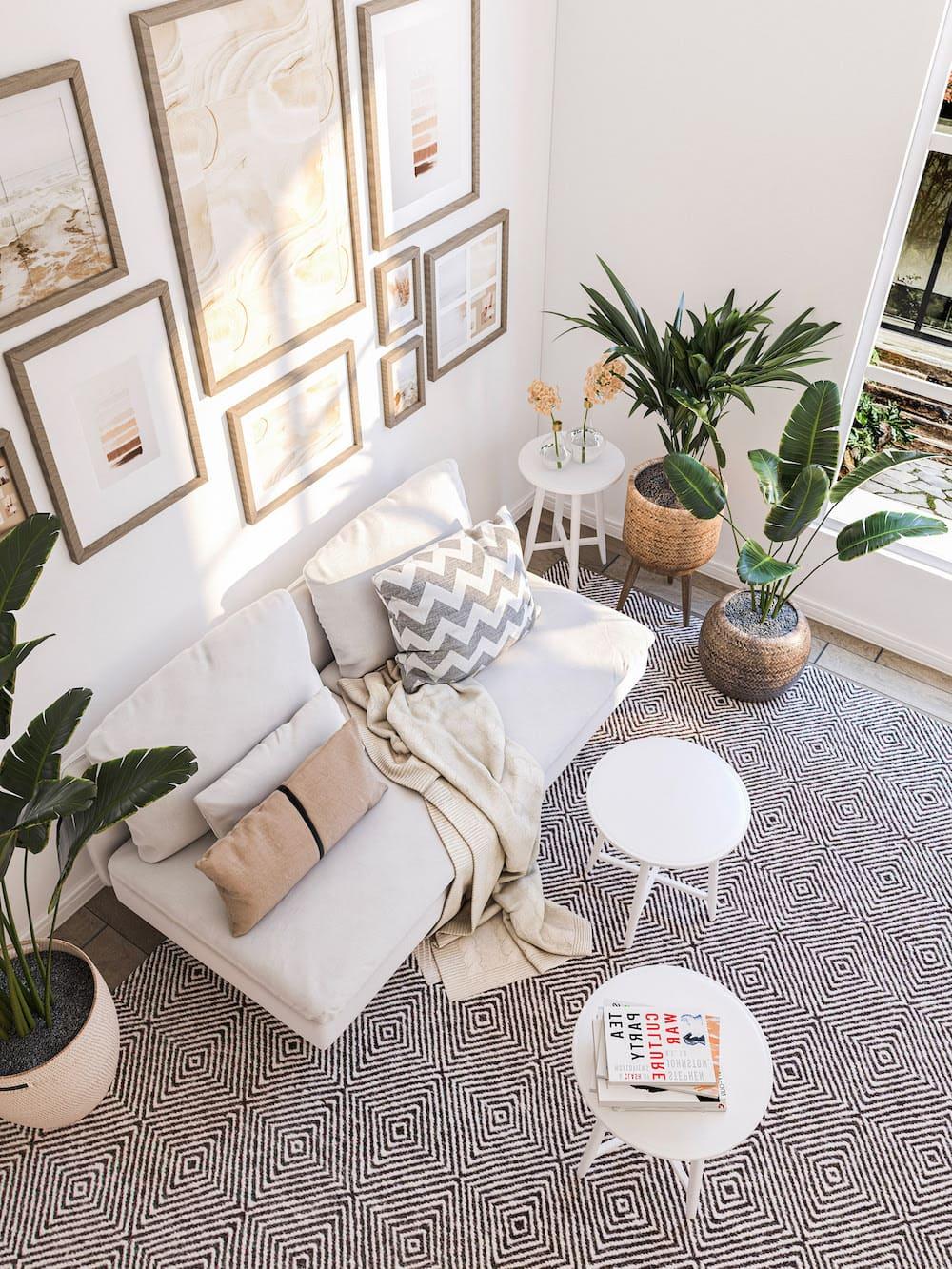 дизайн интерьера гостиной фото 21