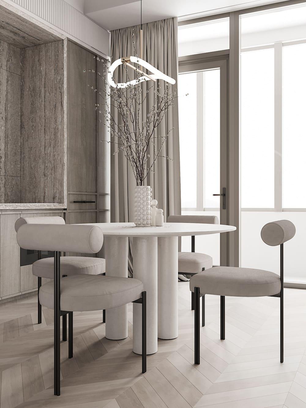 дизайн интерьера гостиной фото 7