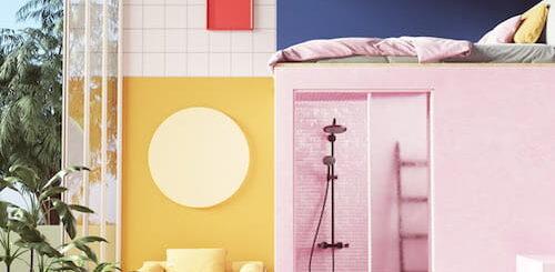 модные цвета в интерьере идеи