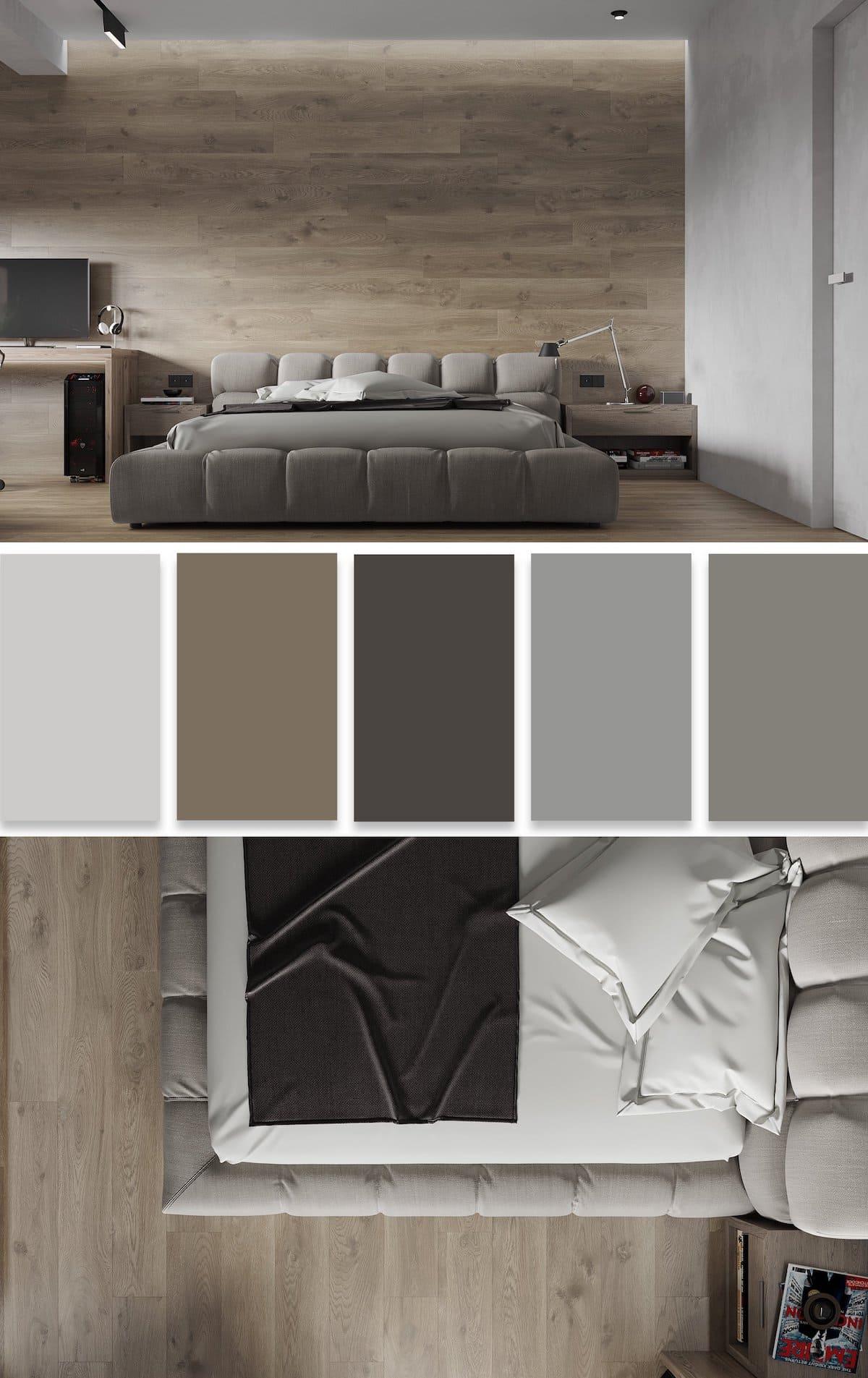 модные цвета в интерьере 24