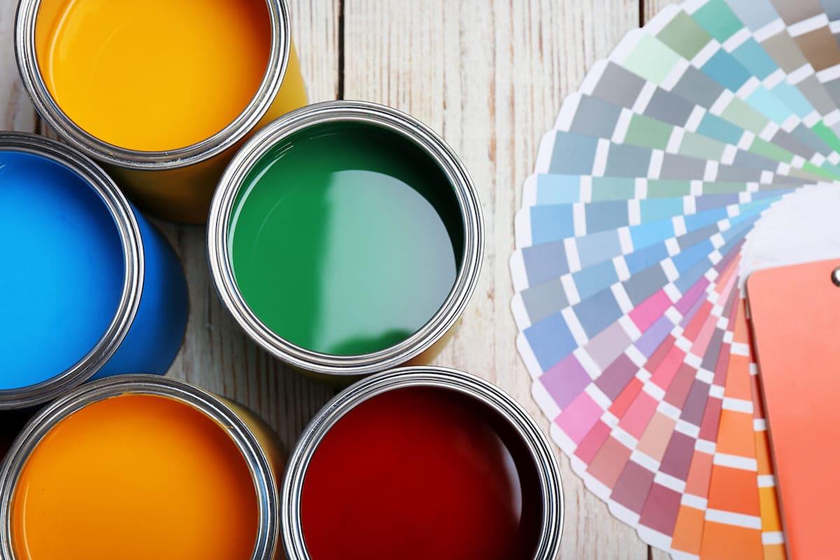 модные цвета в интерьере 42