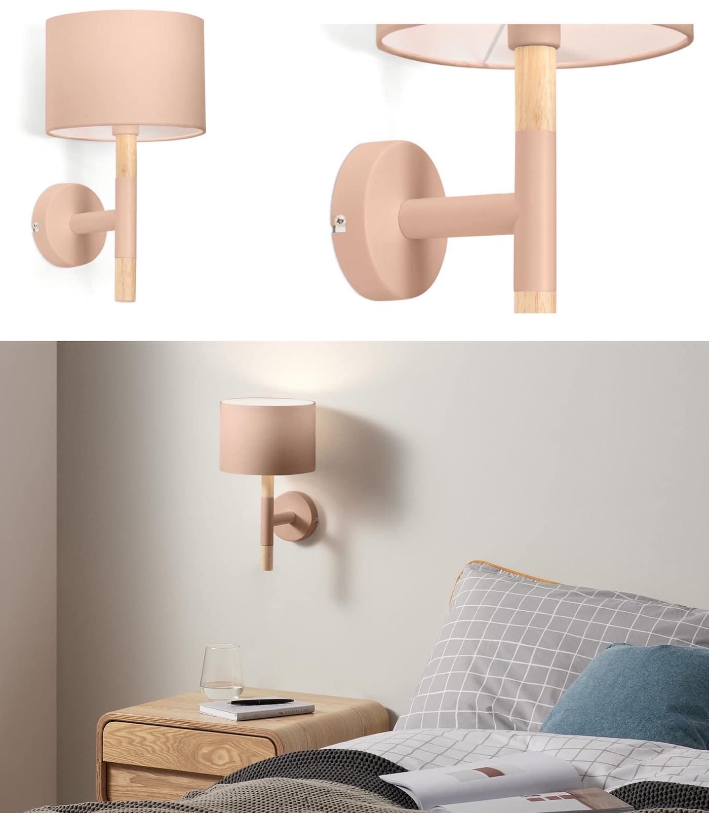 освещение в спальне фото 1