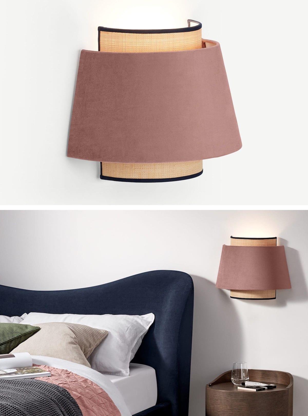 освещение в спальне фото 22
