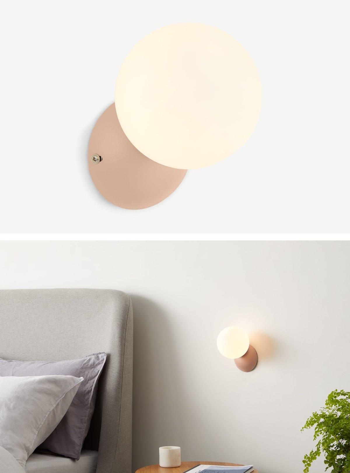 освещение в спальне фото 24