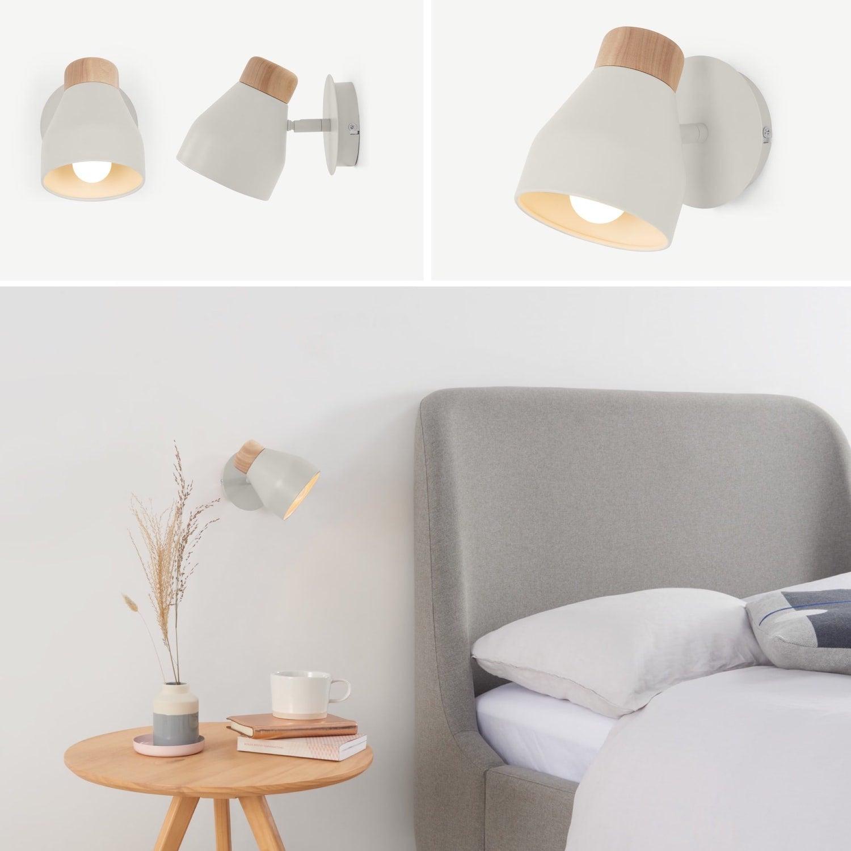 освещение в спальне фото 3