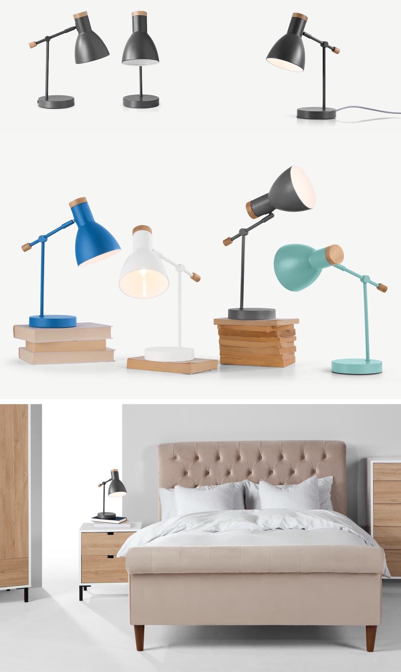 освещение в спальне фото 4
