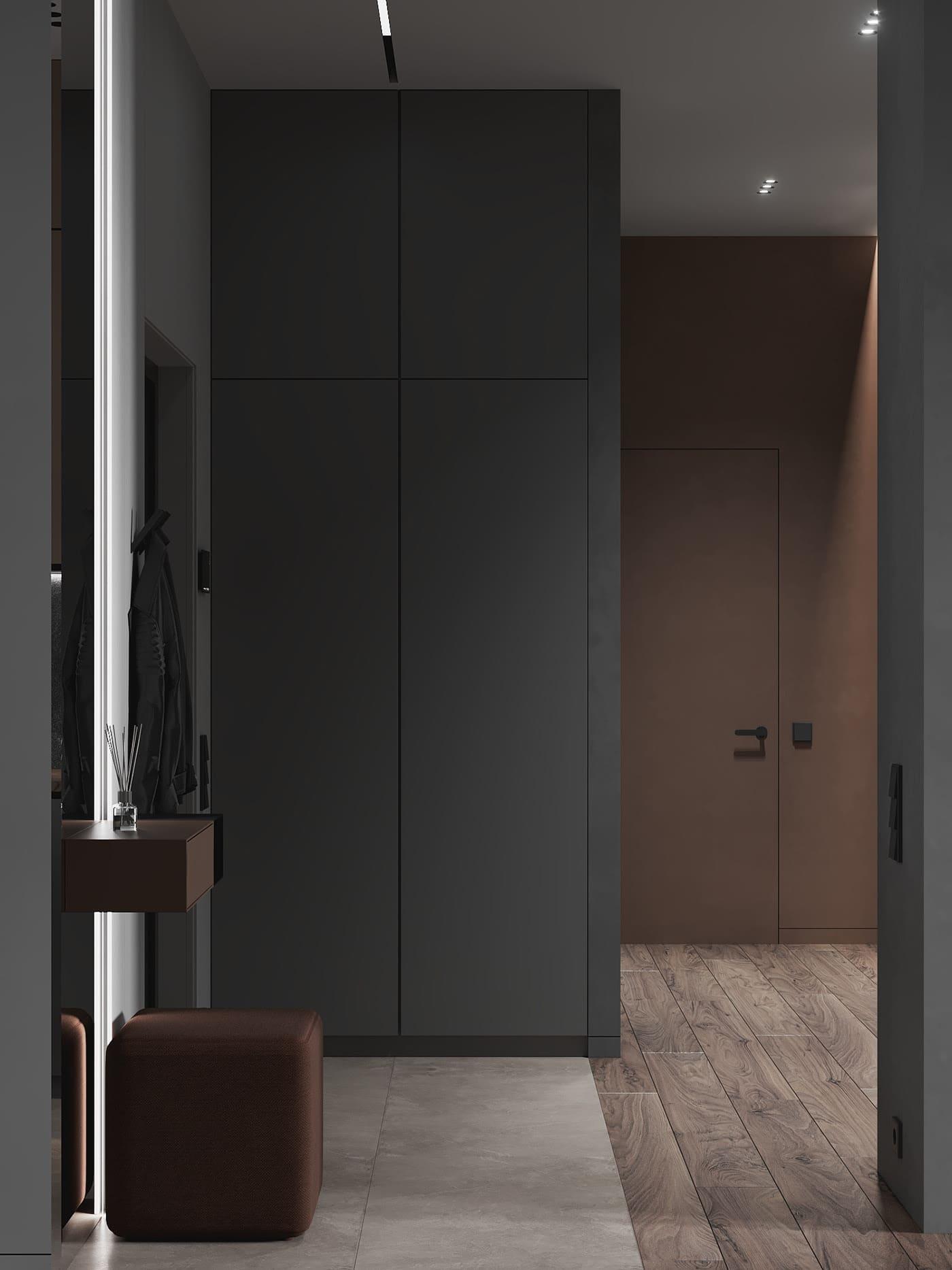 модный дизайн интерьера квартиры фото 1