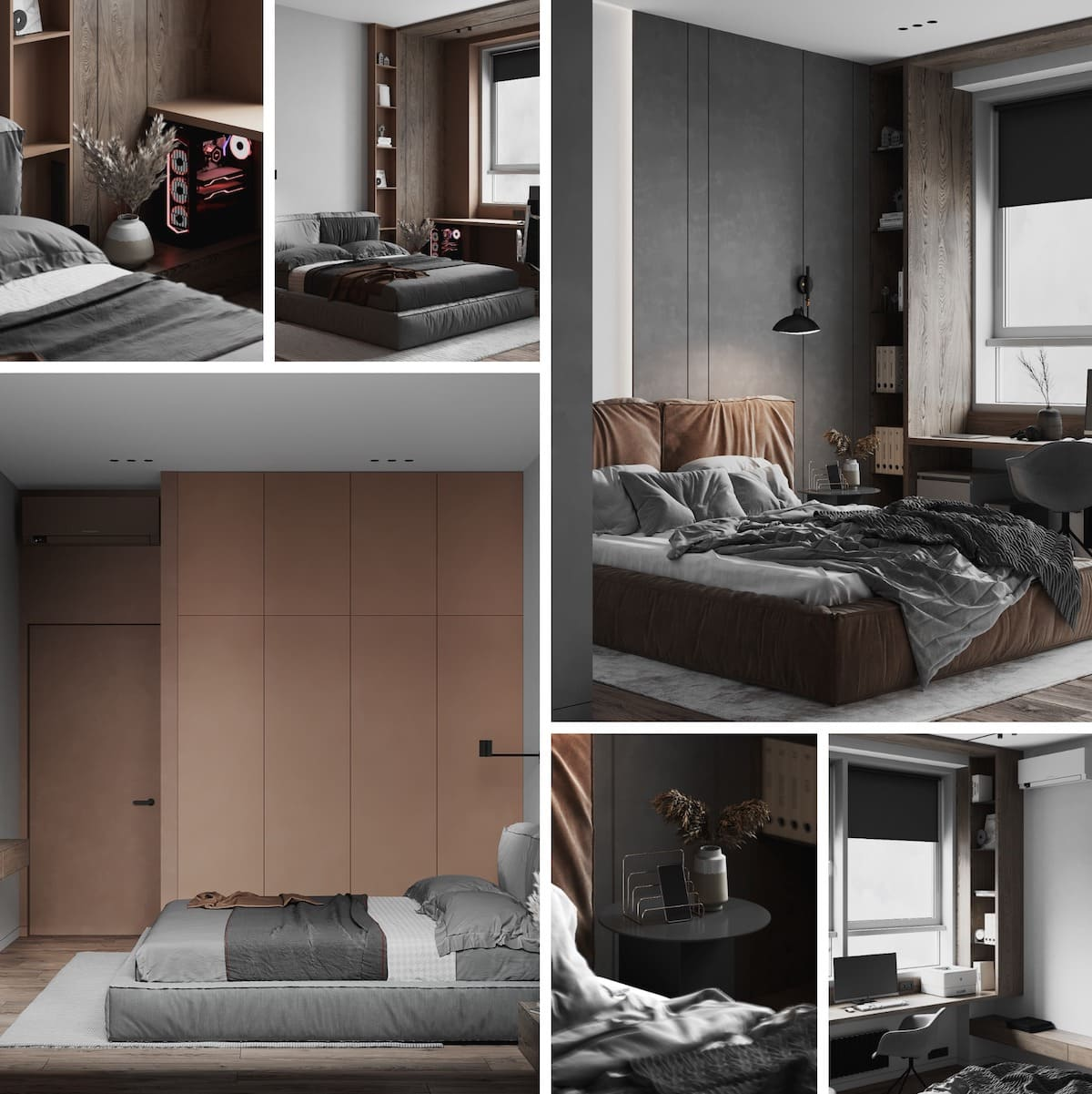 модный дизайн интерьера квартиры фото 10