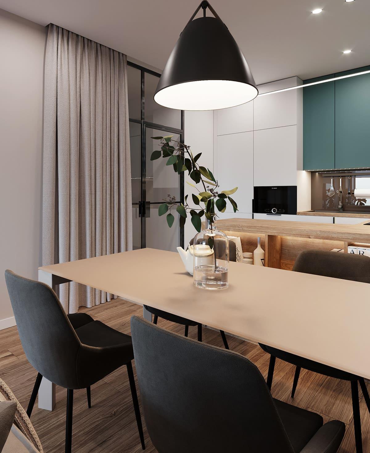 модный дизайн интерьера квартиры фото 100