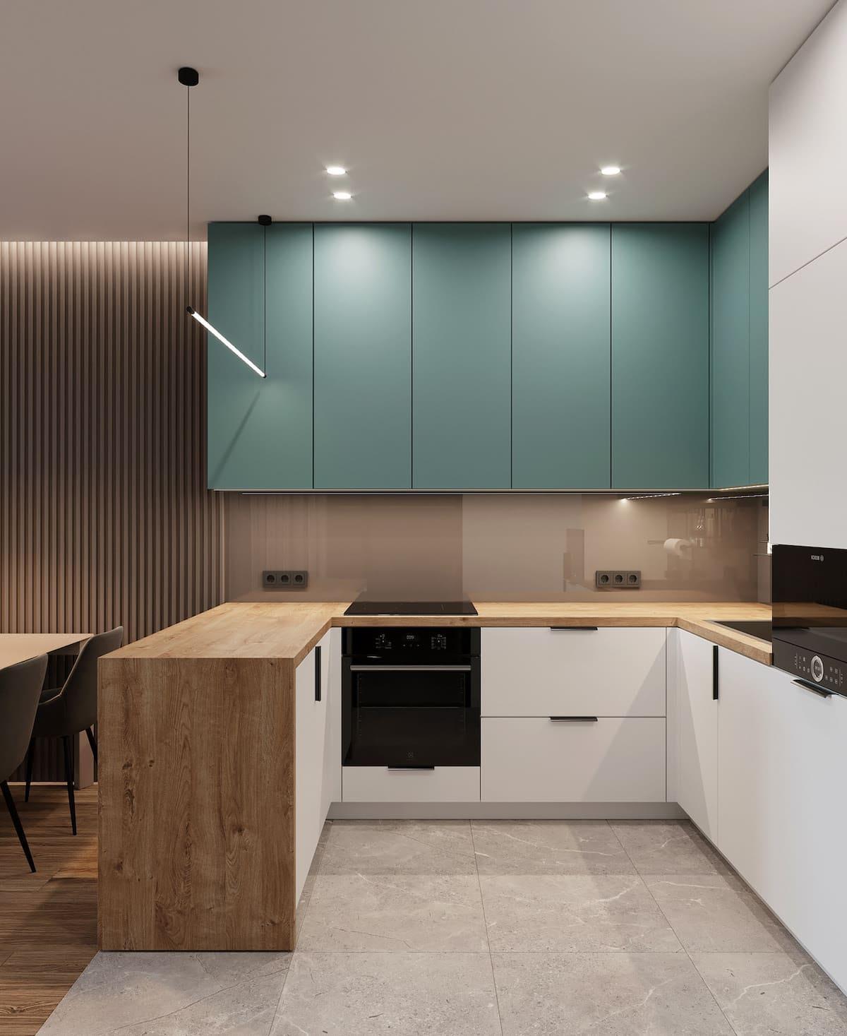 модный дизайн интерьера квартиры фото 101