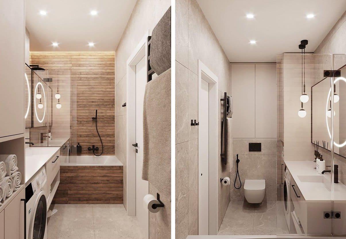 модный дизайн интерьера квартиры фото 106