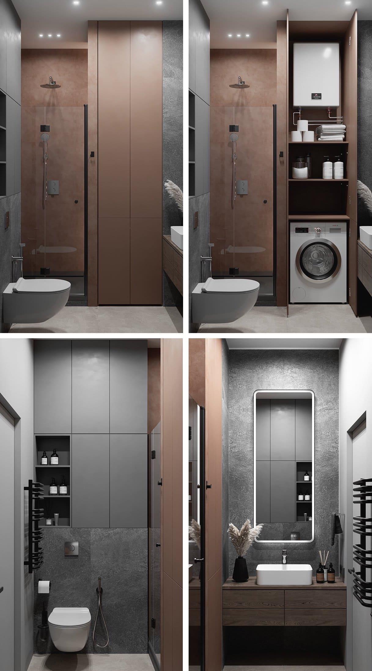 модный дизайн интерьера квартиры фото 11