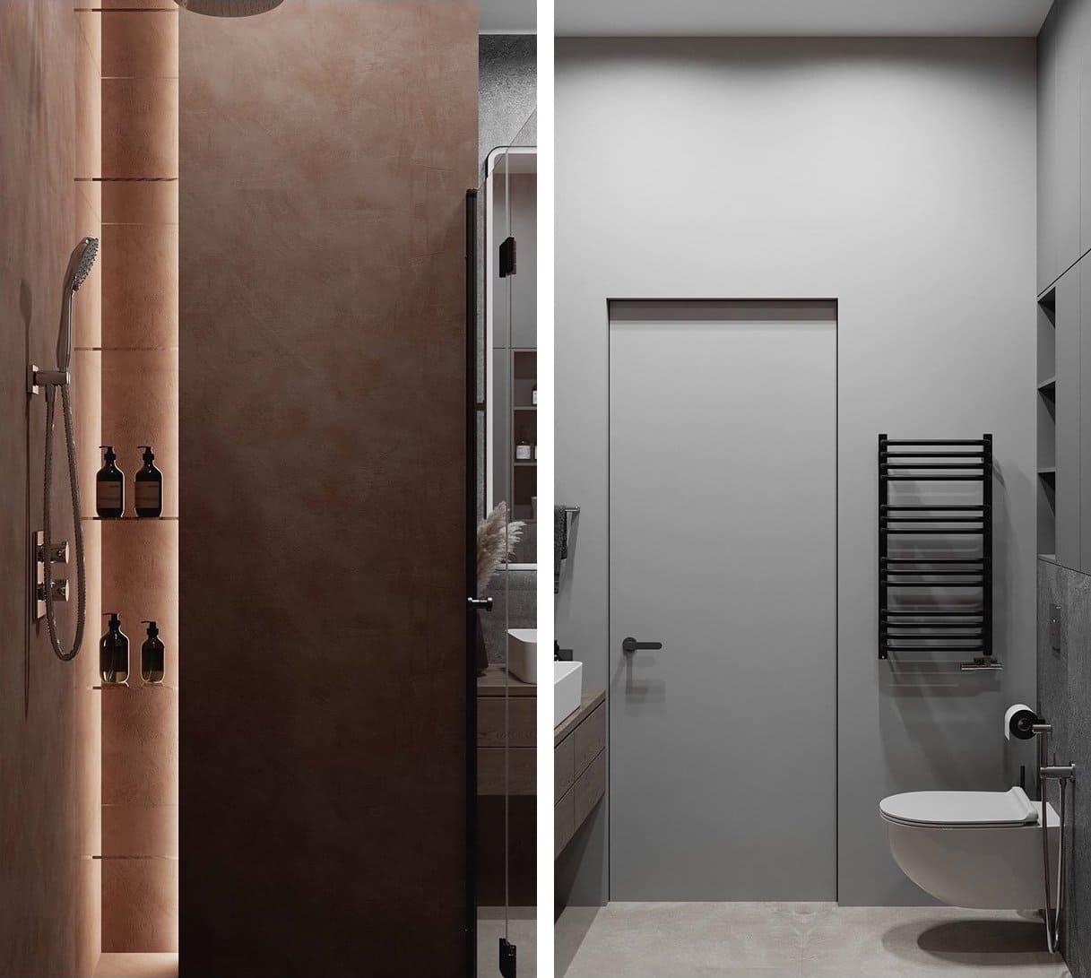 модный дизайн интерьера квартиры фото 12