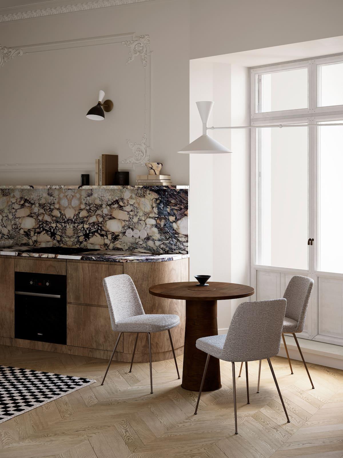 модный дизайн интерьера квартиры фото 15