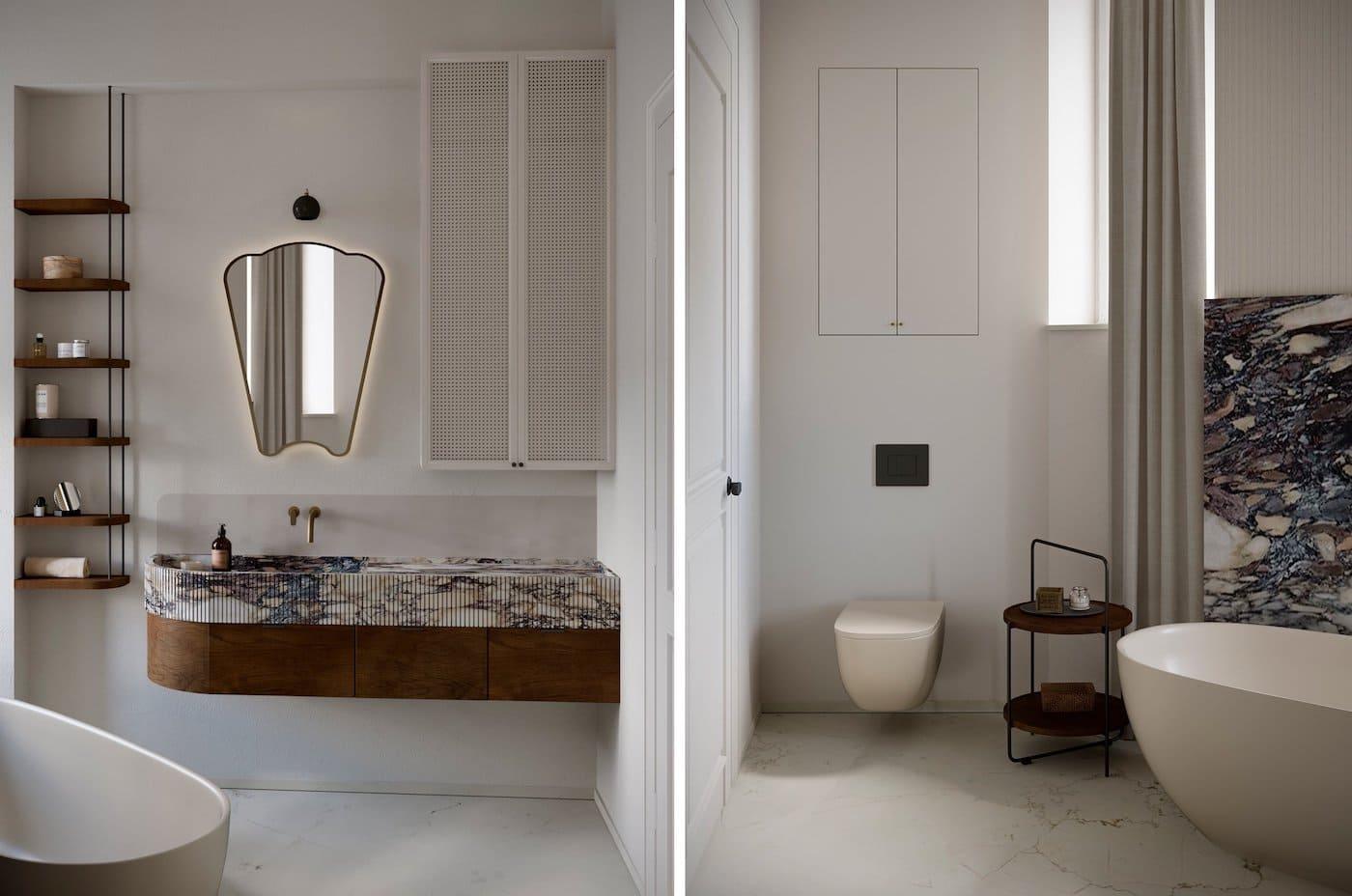модный дизайн интерьера квартиры фото 19