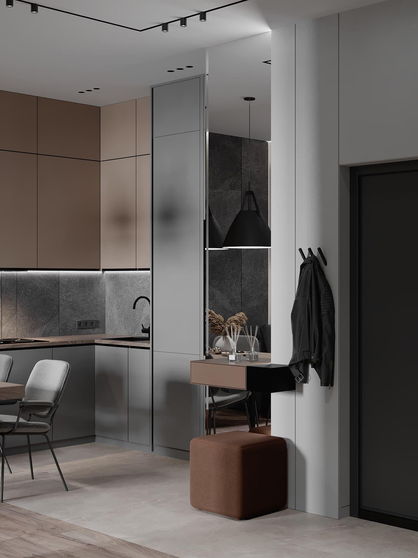 модный дизайн интерьера квартиры фото 2