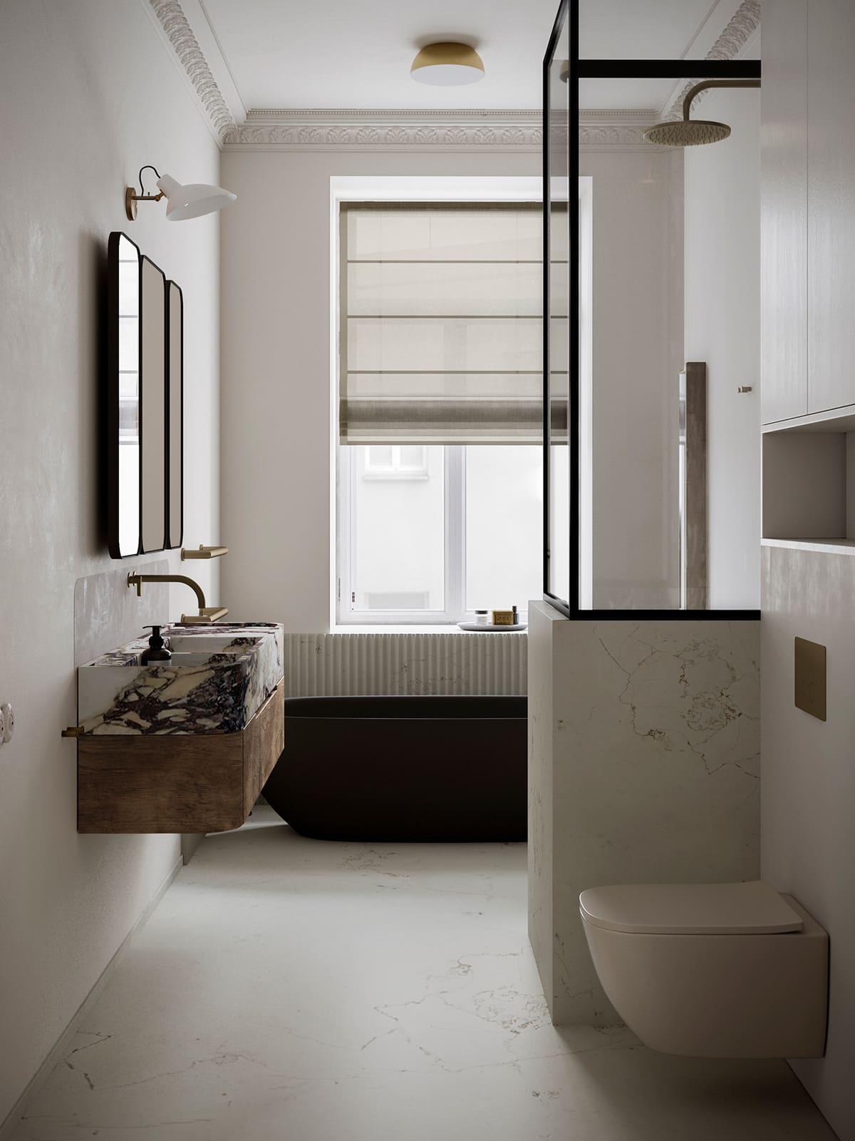 модный дизайн интерьера квартиры фото 21