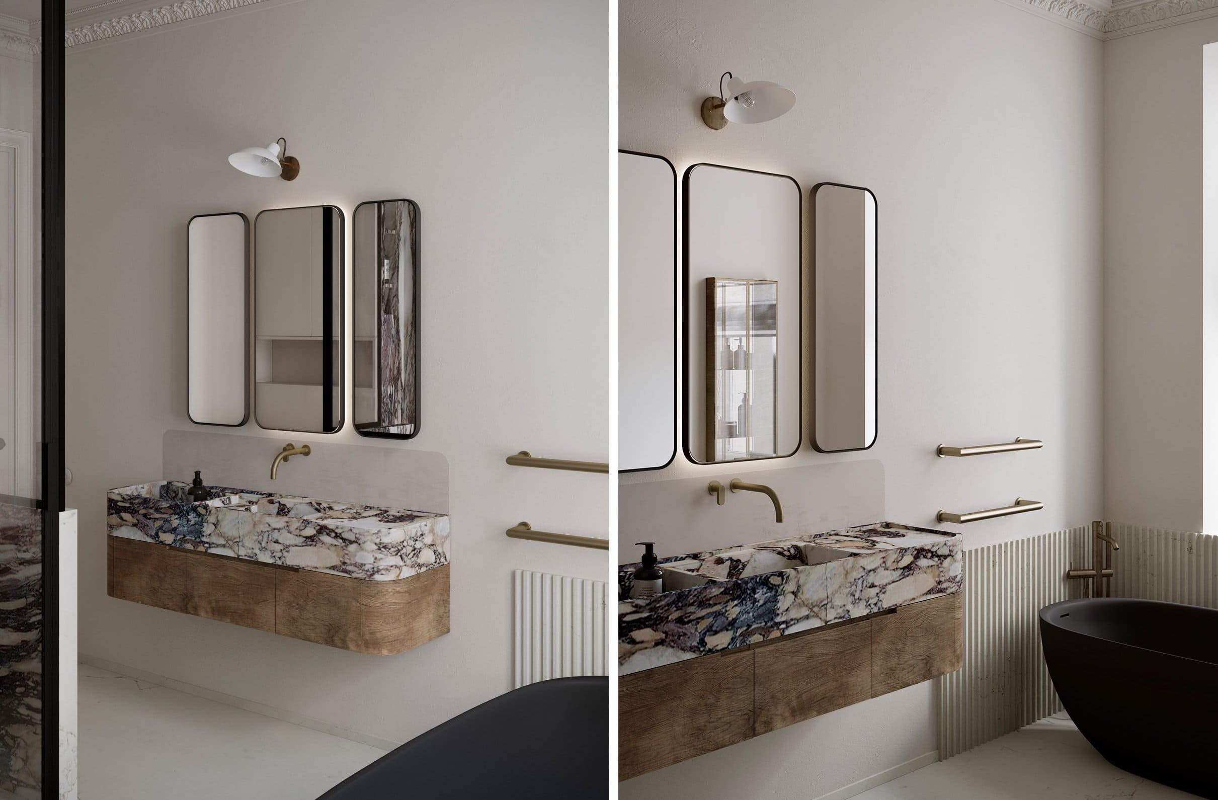 модный дизайн интерьера квартиры фото 22