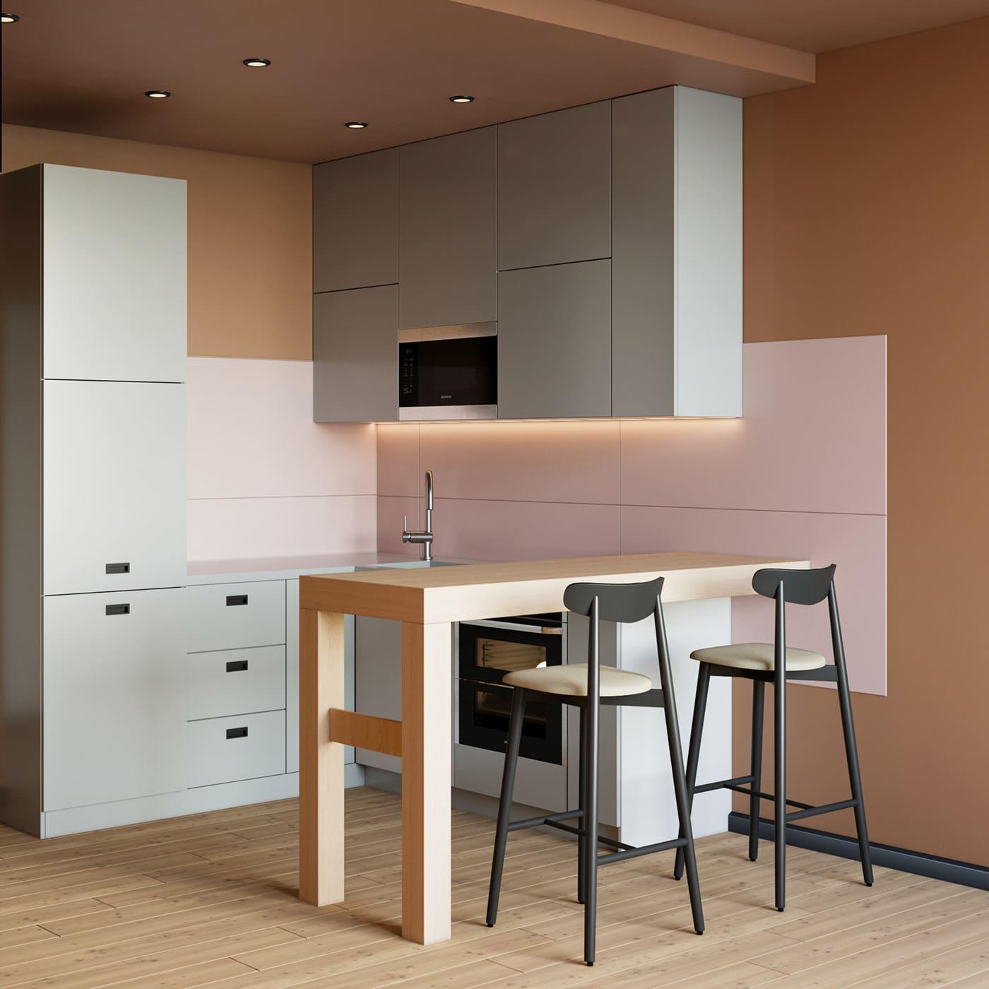 модный дизайн интерьера квартиры фото 27