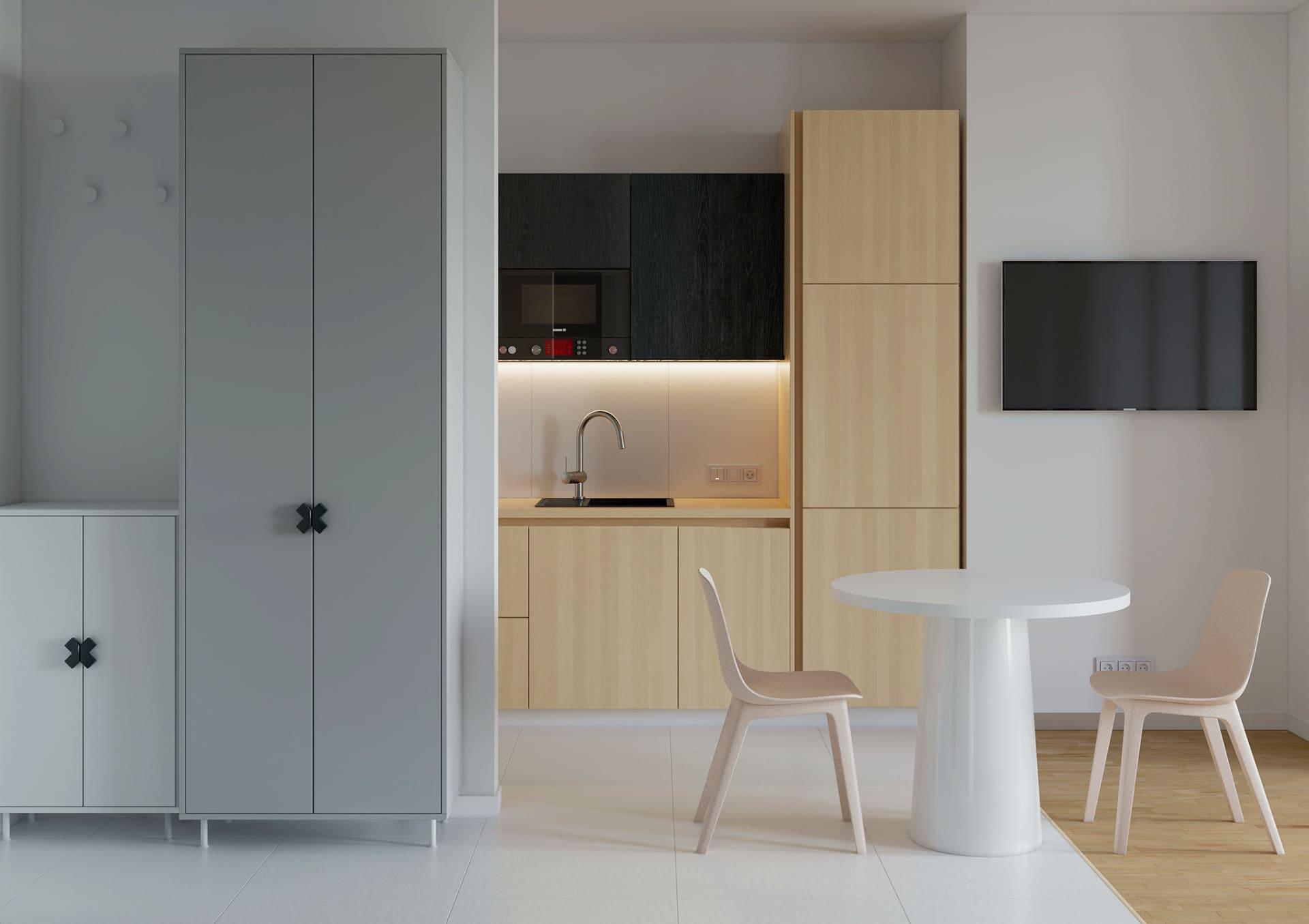модный дизайн интерьера квартиры фото 29